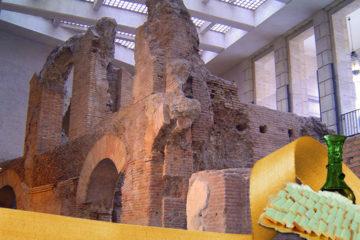 Aperitivo Archeologico sotto Piazza Navona