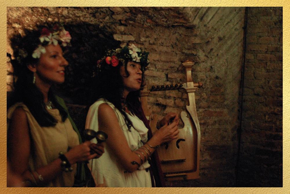Concerto Synaulia: musica dall'Antica Roma per Eventi Aziendali