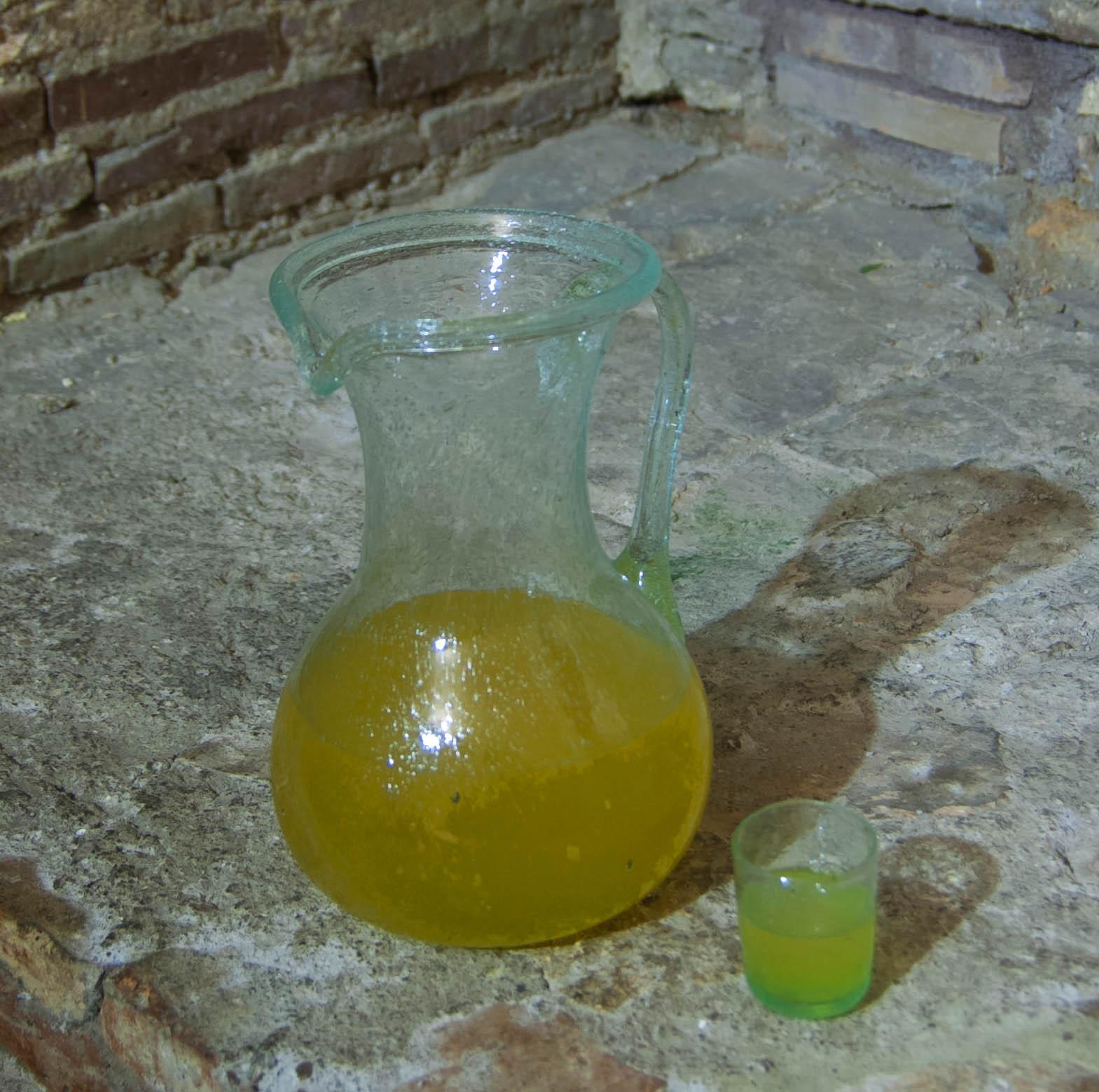 rosatum vino antica roma