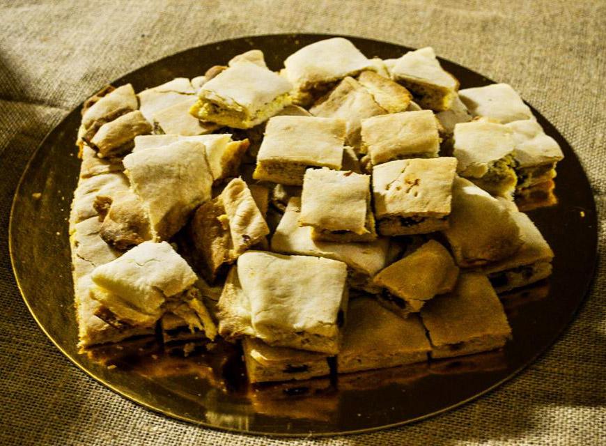 torta d'agli ricetta medievale