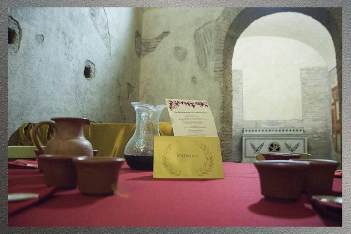 CENA ARCHEOLOGICA PER TOUR