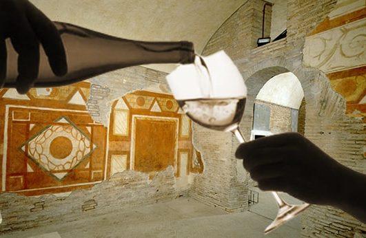 Aperitivi Archeologici: i migliori aperitivi a Roma